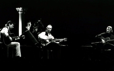 3 Guitars, Al di Meola, Paco de Lucía, John McLaughlin